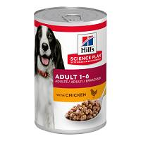 CANINE ADULT CHICKEN 370G