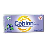 CEBION Mirtillo 20 compresse