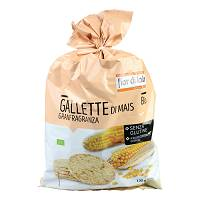 GALLETTE MAIS S/GLUT 130G