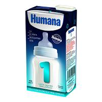 HUMANA 1 LCP+GOS+NUCLEOT 470ML