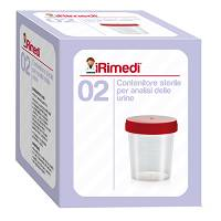 IRIMEDI 02 CONT URINE 120ML