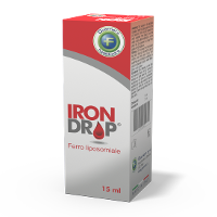 IRONDROP GTT 15ML