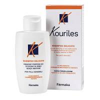 KOURILES Shampoo Antiforfora 100 ml