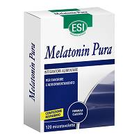 MELATONIN PURA 120MICROTAV