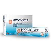 Proctolyn Supposte 10 Supposte