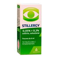 STILLERGY Collirio Fiale 8 ml