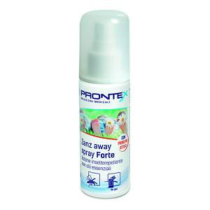 PRONTEX ZANZ AWAY SPRAY INSETT